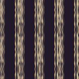 Seamless geometric pattern. Texture from figured strips. Textile rapport Royalty Free Stock Photos