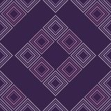 Seamless geometric pattern. The texture of rhombus. Drops texture. Textile rapport Stock Photos