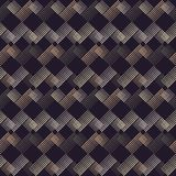 Seamless geometric pattern. The texture of the stripes at dots. Scribble texture. Textile rapport Royalty Free Stock Images