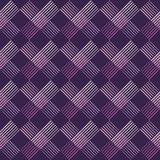 Seamless geometric pattern. The texture of the stripes at dots. Scribble texture. Textile rapport Royalty Free Stock Image