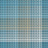 Seamless geometric pattern. The texture of the strips at points. Scribble texture. Textile rapport Stock Photos