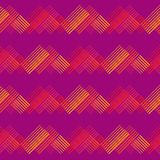 Seamless geometric pattern. The texture of the triangles at points. Scribble texture. Textile rapport Royalty Free Stock Image