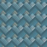 Seamless geometric pattern. The texture of the triangles at points. Scribble texture. Textile rapport Royalty Free Stock Photos