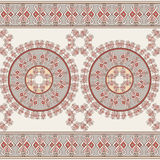 Seamless Geometric Pattern Tile Royalty Free Stock Images
