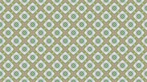 Seamless geometric pattern. Traditional Balinese textiles. Color Stock Images