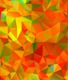 Seamless geometric pattern. Triangle pattern Royalty Free Stock Photography