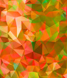 Seamless geometric pattern. Triangle pattern Stock Photos