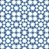 Seamless geometric pattern. Seamless pattern, geometric vector art  background design for fabric and decor Royalty Free Stock Photography