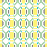 Seamless geometric pattern. Vector background Stock Photos