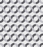 Seamless geometric pattern. Vector background for fabric and decor Royalty Free Stock Photo