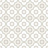 Seamless geometric pattern. Seamless pattern.Vector background. Retro stylish texture. Repeating geometric Stock Photography