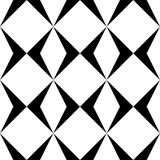 183-9. Seamless Geometric Pattern. Vector Black and White Texture vector illustration