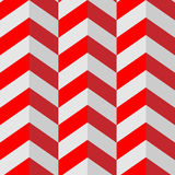 Seamless geometric pattern. Vector illustration Royalty Free Stock Photo