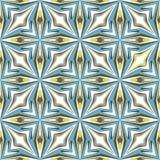 Seamless geometric pattern. Vector texture Stock Photo