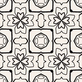 Seamless geometric pattern. Vector texture Royalty Free Stock Image