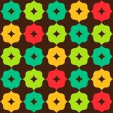 Seamless geometric pattern. website background. This is file of EPS10 format Stock Images