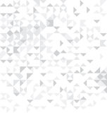 Seamless geometric pattern Stock Image
