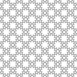 Seamless geometric patterns set. Grey and white texture for your design. Seamless geometric repeating patterns. Grey and white texture for your design. Web page Stock Illustration