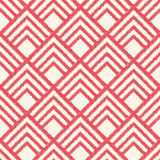 Seamless geometric rhombus mesh pattern Royalty Free Stock Images