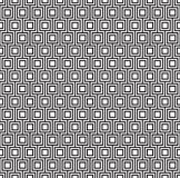Seamless geometric square pattern background.  Stock Photos