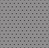 Seamless geometric square pattern background.  vector illustration