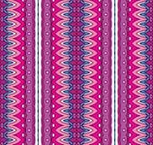 Seamless geometric striped pattern Stock Photos