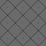 Seamless geometric texture. Stock Photos