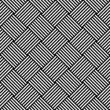 Seamless geometric texture. Stock Photo