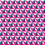 Seamless geometric triangle pattern background. Seamless geometric triangle pattern background wallpaper Royalty Free Illustration