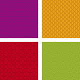 Seamless geometric (vector) Royalty Free Stock Images