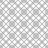 Seamless Geometric Vector Background Royalty Free Stock Image
