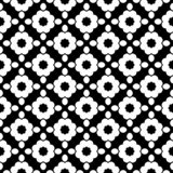 Seamless geometric vector background, simple black and white str. Seamless,geometric repeated,printing,bed sheet,domestic pattren,small element,design,texture vector illustration