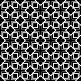 Seamless geometric vector background, simple diamond shape black and white str. Seamless,geometric repeated,printing,bed sheet,domestic pattren,small element stock illustration