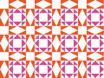 Seamless Geometric Vector Pattern. Retro pattern inspired by ancient roman mosaic vector illustration