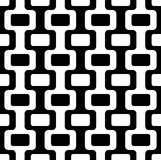 Seamless geometric vector pattern Royalty Free Stock Images