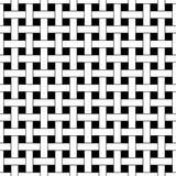 Seamless geometric vector pattern Stock Image