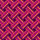 Seamless geometric vector pattern Stock Photography