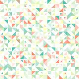 Seamless geometric, vintage pattern. With Royalty Free Stock Photos
