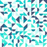 Seamless geometric, vintage pattern. With Stock Photography