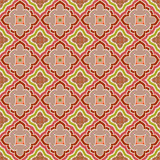 Seamless geometric wallpaper. Royalty Free Stock Photography