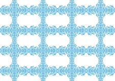 Seamless Geometric Waves Texture Stock Photography