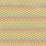 Seamless Geometric Zigzag Background Stock Photo