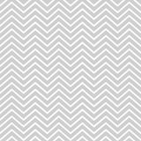 Seamless geometric, zigzag texture. Abstract geometric zigzag seamless pattern in white and light grey royalty free illustration