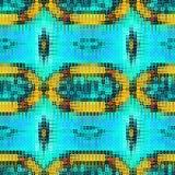 Seamless geometrical background Stock Photo