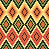 Seamless geometrical pattern Royalty Free Stock Photo