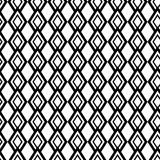 Seamless geometrical pattern. Rectangle background in fashion trend colors Royalty Free Stock Photo