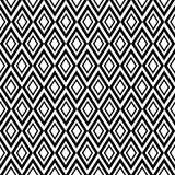 Seamless geometrical pattern. Rectangle background in fashion trend colors Royalty Free Stock Photography