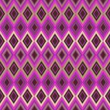 Seamless geometrical pattern. Retro color seamless geometric background Royalty Free Stock Image