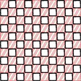 Seamless geometrical pattern abstract background Royalty Free Stock Photos