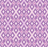 Seamless geometrical pattern Stock Image